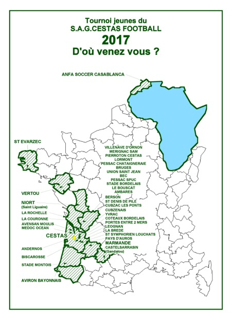 Carte Tournoi Jeunes 2017